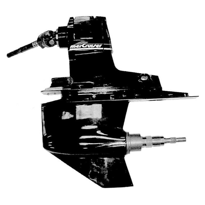 Mercruiser Bravo III Complete Driveshaft Assembly-MRB3C200R