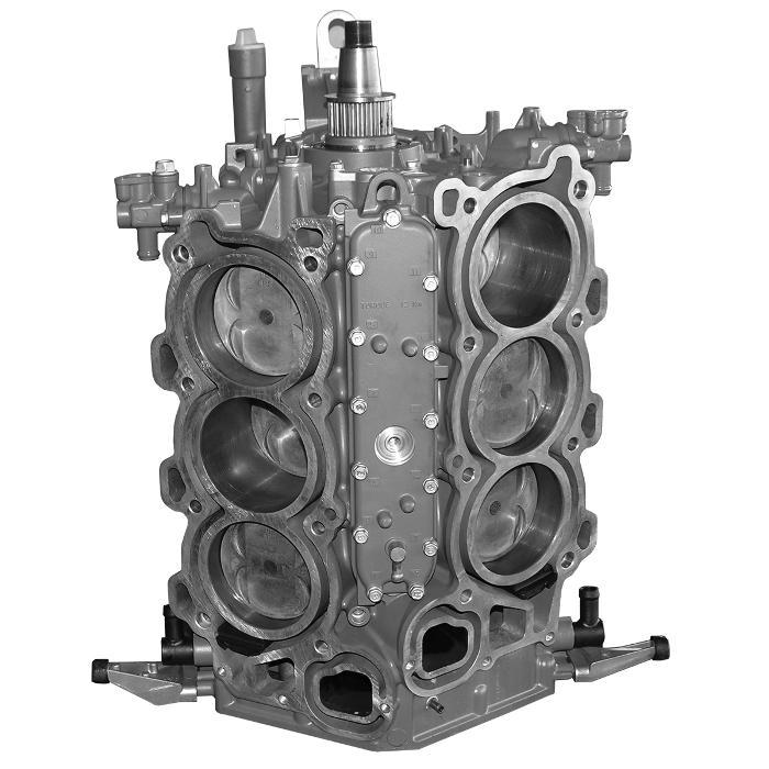 Mercury/Mariner V6 4-Stroke 225HP 2004-Current-MYP6F20R