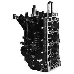 Mercury 4-Cylinder 4-Stroke 40-115HP 1999-2014