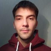 Andrey Blokhin, frontend developer