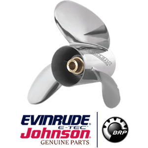 Johnson/Evinrude and OMC propellers guide