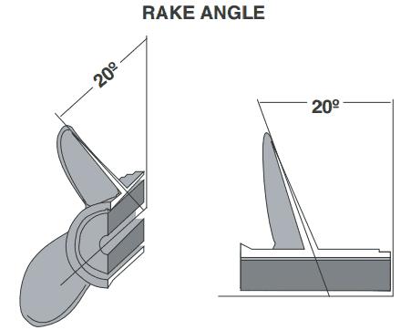 Prop Rake
