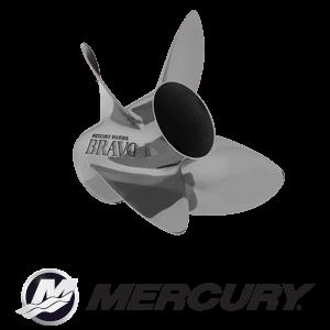 Guía de propelas de Mercury Marine