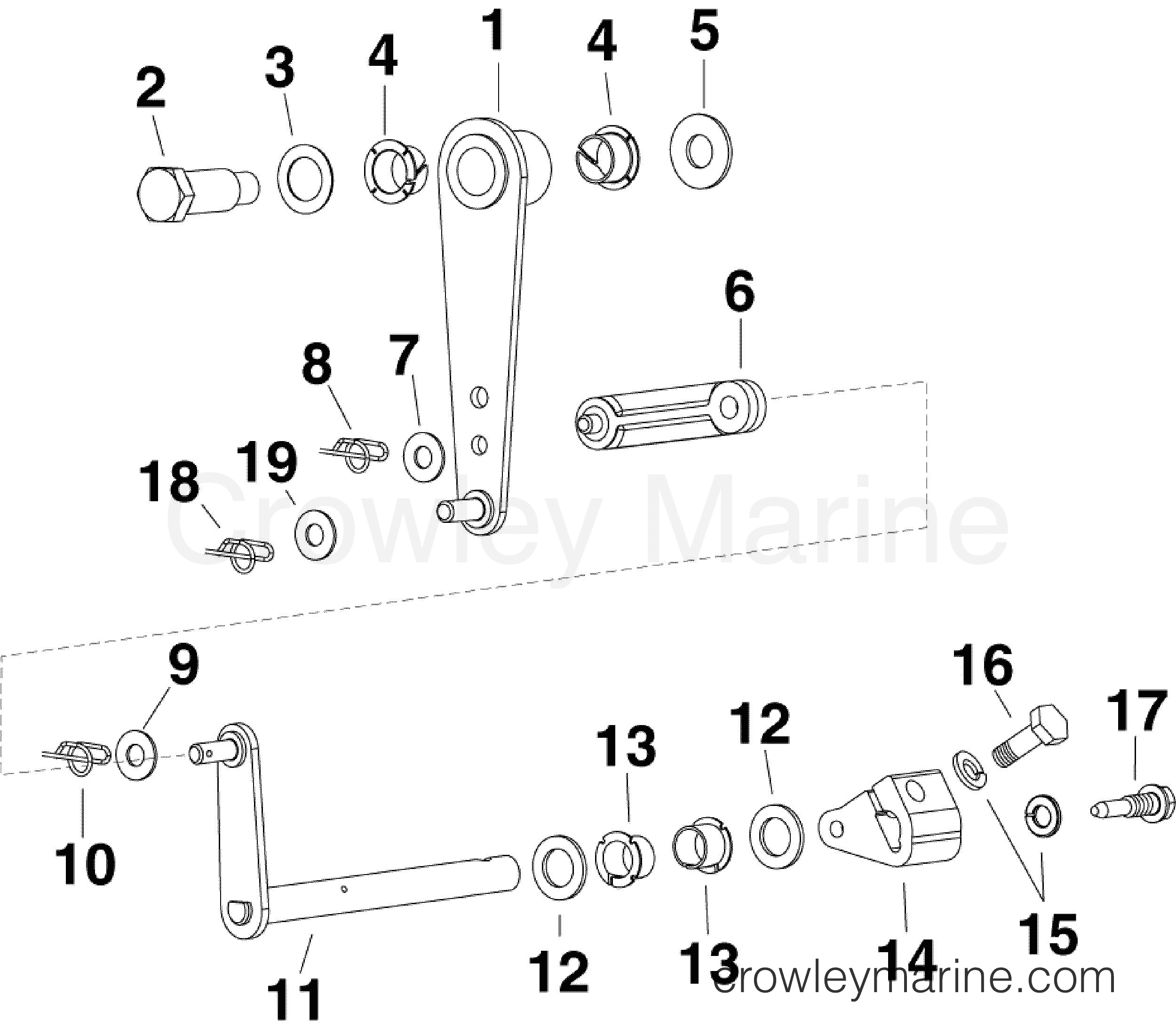 Ford Transmission Linkage Diagram Shift Harley Electrical Wiring Diagrams 2500x2199