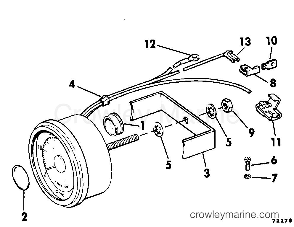 Tachometer Kit