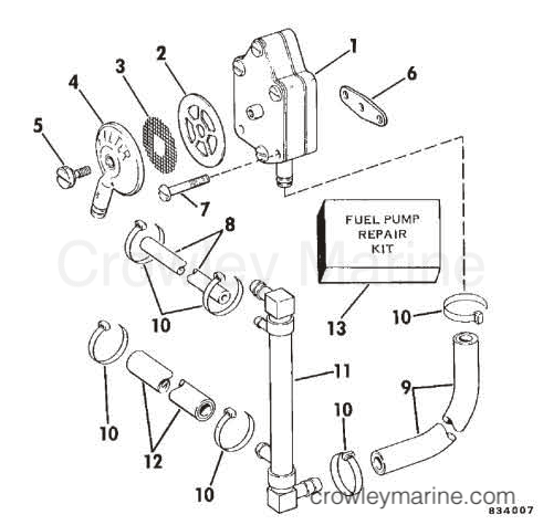 Ay Omc Fuel Pump Diagram