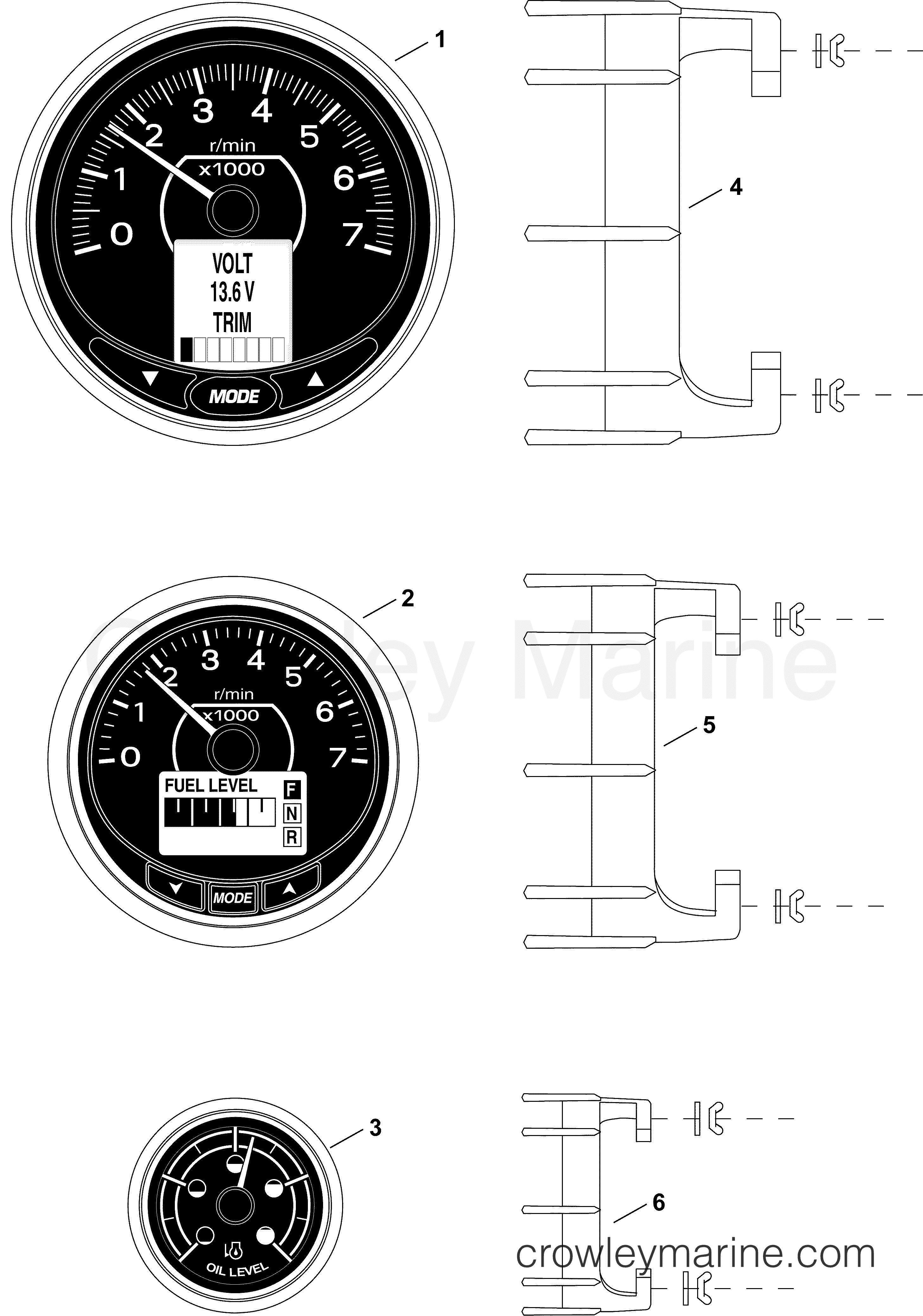 E Tec Evinrude Trim Gauge Wiring Diagram    Wiring Diagram