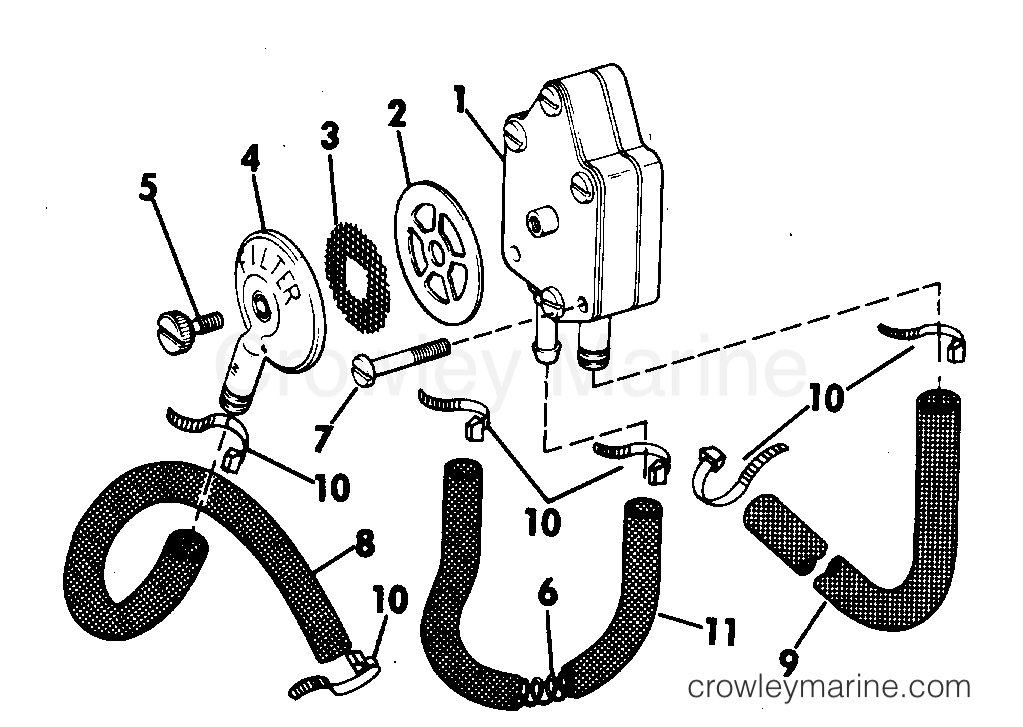 Wiring For 60 Hp Johnson Outboard