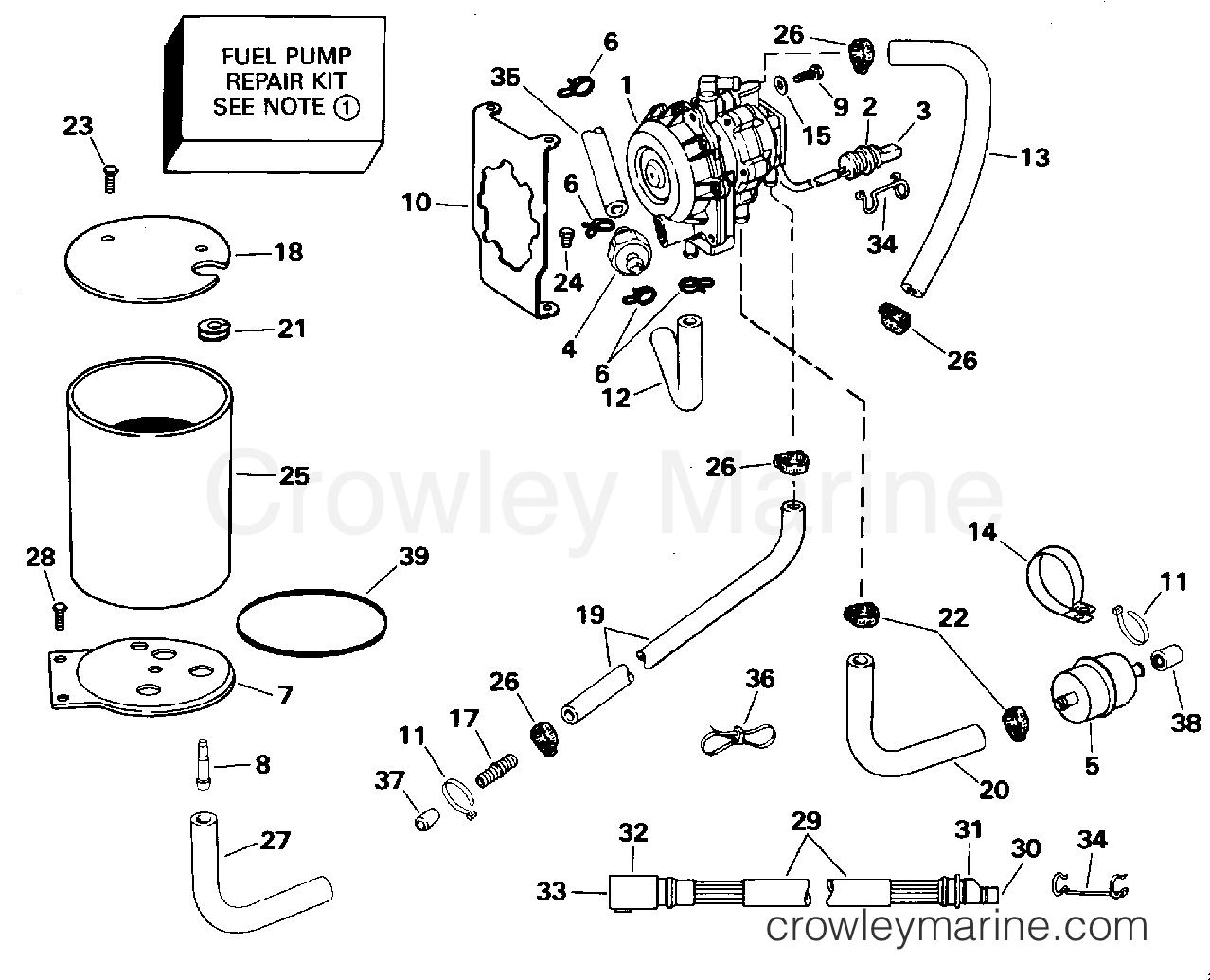 omc fuel pump diagram product wiring diagrams u2022 rh genesisventures us Light Switch Wiring Diagram Wiring Diagram Symbols