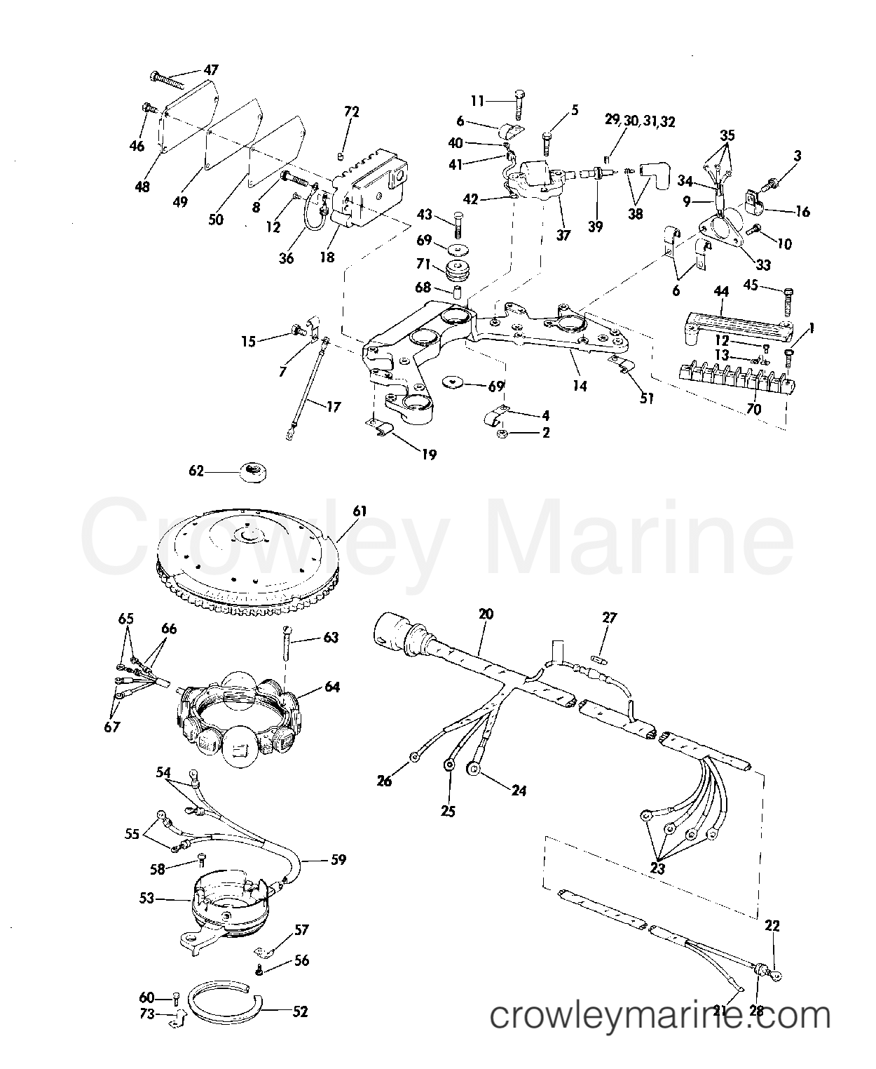 Evinrude E Tec Parts Diagram Wiring And Engine Ski Doo 48 Hp Get Free Image About Together With Mercury 225 Optimax Fuel Pump