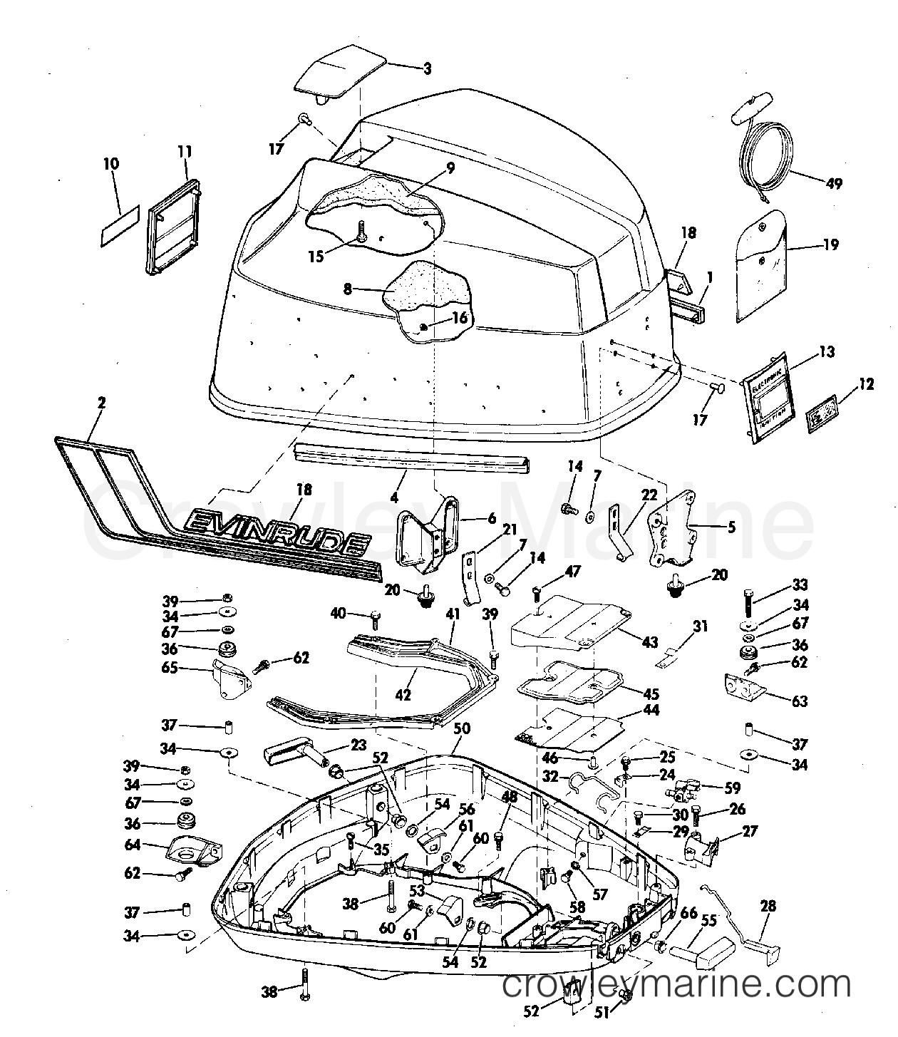 capot moteur