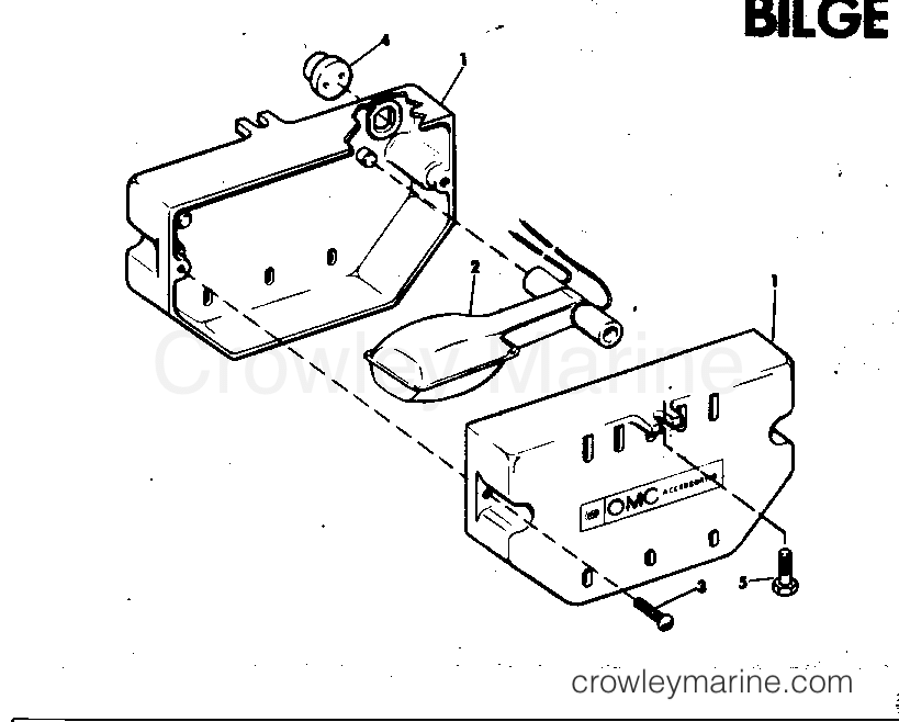 Bilge Pump Switch Kit