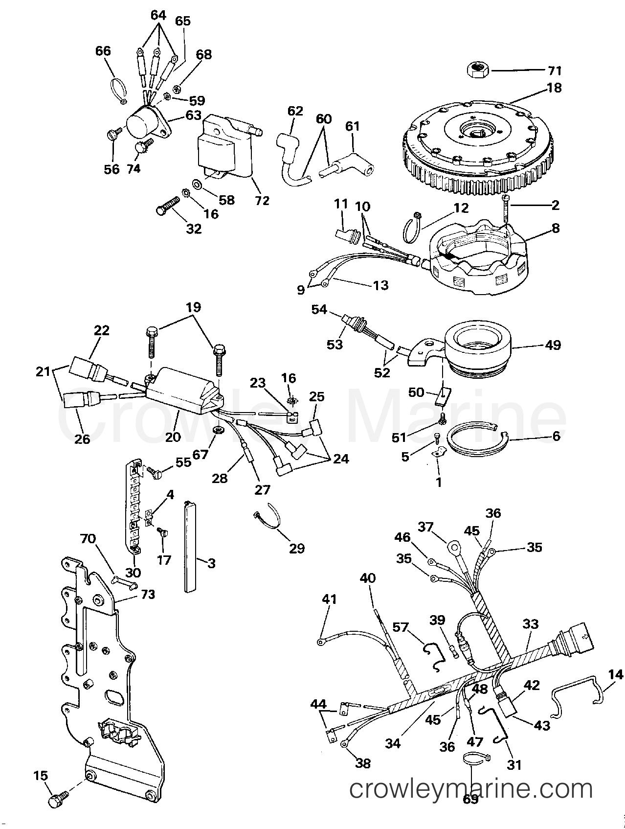ignition system 60el - 60tl