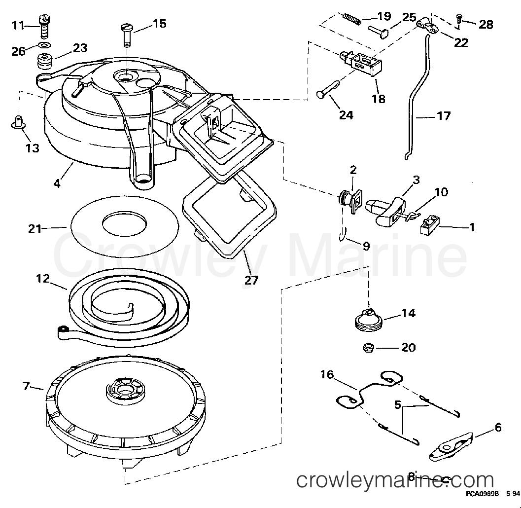225hp Evinrude Wiring Diagram 99 Schematics 95 87 1997 Sell Ocean Pro Inch Power Trim