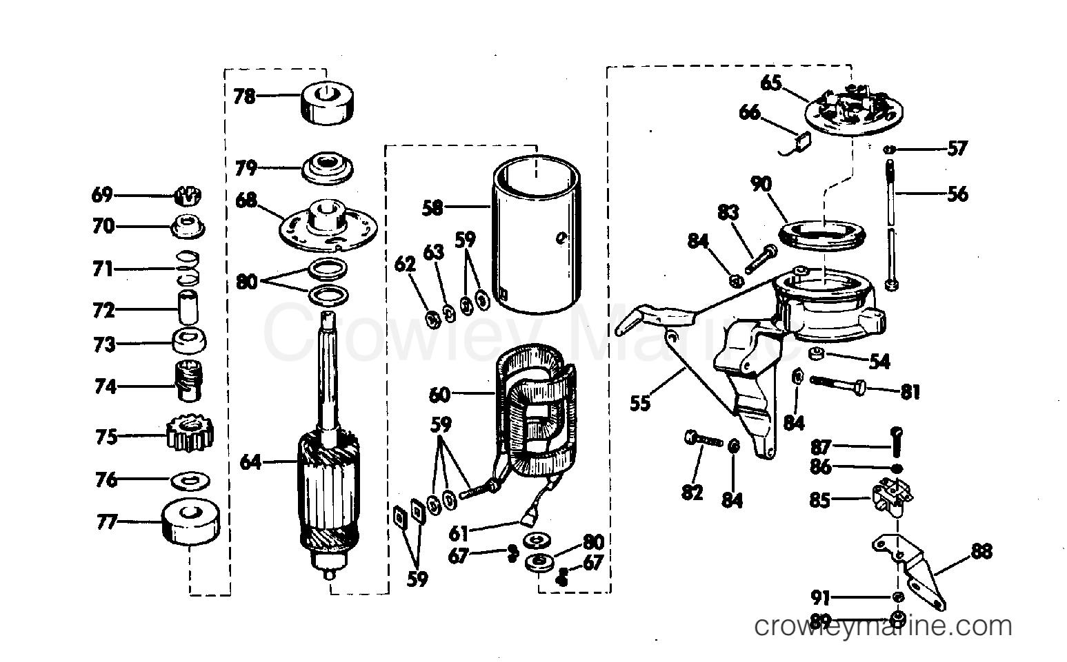 johnson outboard parts crowley marine autos post