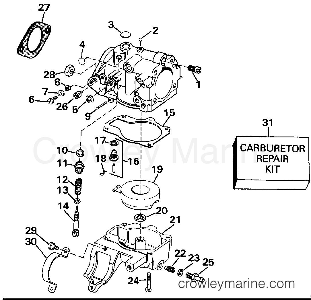 carburetor - 25  30