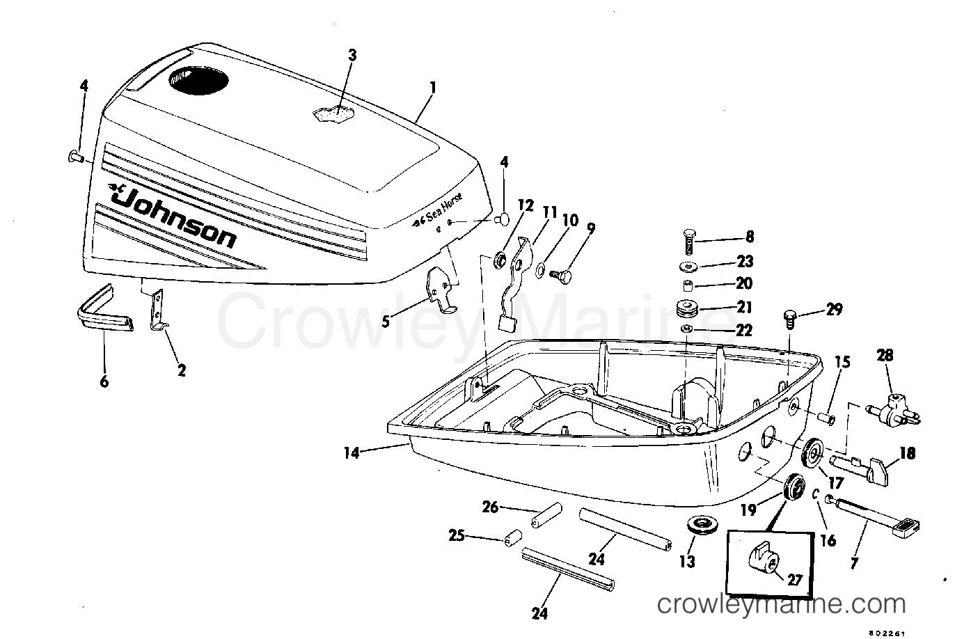 capot de moteur