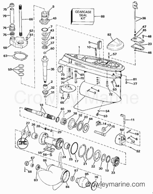 mercruiser outdrive parts diagram with 961 on Vp engine finder further Mercruiser Alpha One Stern Drive Diagram Html likewise Indmar Engine Parts Diagram as well Gm Forklift Engines as well Mercruiser Engine Alignment.