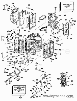 Turbo Jet 115 Wiring Diagram