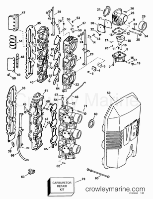 1604 moreover 1580 additionally 1145 moreover Mercruiser Engine Cooling System Diagram likewise 68113. on yamaha outboard exhaust system