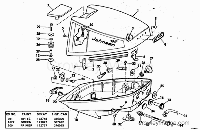 60 Hp Mercury Outboard Wiring Diagrams