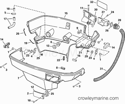 Diagram Hydraulic Steering For Outboards Boats Diagram Schematic