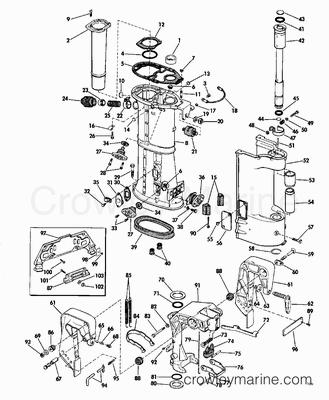 mercruiser alpha one schematic with Omc Lower Unit Diagram on Mercruiser Tilt Trim Wiring Diagram moreover Omc Lower Unit Diagram moreover Mercruiser Outdrive Water Pump Replacement besides 398 furthermore Mercruiser Outdrive Trim Pump Wiring Diagram.