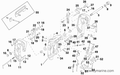 135 Hp Evinrude Wiring Diagram