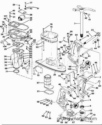 Quicksilver Outboard Control Box Diagram together with Grounding A Plastic Gas Tank Boatbuilding Blog besides Marine Outboard Wiring Diagram besides 4622 additionally Quicksilver Control Box Diagram. on yamaha outboard remote control wiring diagram