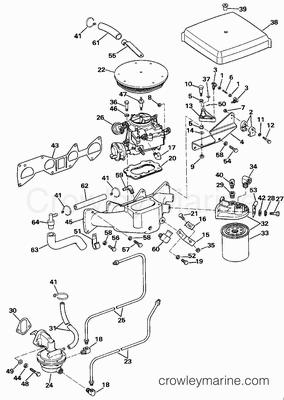 Mercruiser Charging System Alternators Voltage Regulators And Parts likewise 1062 further Engine Size Vin Number moreover Mercruiser 3 0 Parts Diagram besides Ignition Wiring Diagram 1986 Honda Atv 200. on omc alternator wiring diagram