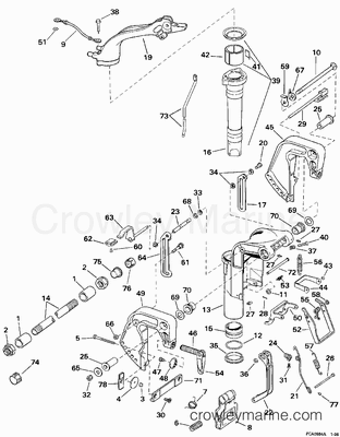 1988 johnson 30 hp outboard wiring diagram  1988  free