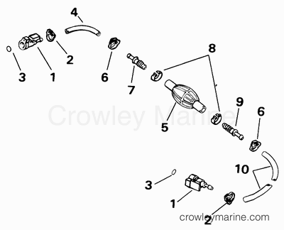 Omc 2 3 Co Wiring Diagram furthermore Mercury Quicksilver Throttle Control Diagram further 4 3 Marine Performance Engine further Mercury Wiring Harness Diagram together with Circuit Diagram 1992 Omc 25h P Johnson. on omc engine diagram