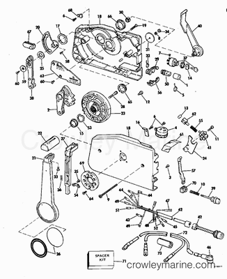 19880evinrude Ignition Switch Wiring Diagram