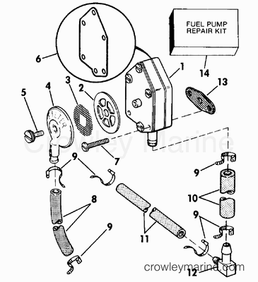 Electric Fuel Pump Listings