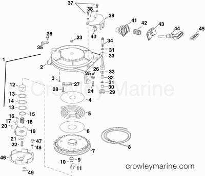 5806 besides 70 Hp Evinrude Water Pump Diagram further 4913 together with Johnson 25 Hp Parts Diagram as well 5361. on evinrude e tec fuel filter