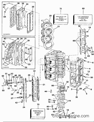 150 hp mercury outboard oil line diagram