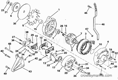 inboard boat ignition switch wiring diagram king cobra omc parts diagram circuit diagram maker