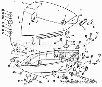 Diagram Johnson Carburetor Parts For 1987 Diagram Schematic Circuit
