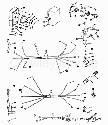1968 Ford Falconfairlaneranchero Mercury Montego Wiring Diagram Original in addition 1966 Ford Falcon Parts Catalog also 1966 Ford Alternator Wiring Diagram On A Jeep besides 1965 Chevy Ignition Switch Wiring Diagram in addition 1965 Mercury Et Wiring Diagram Original. on 1966 ford ranchero wiring diagram