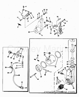 85 hp evinrude outboard engine diagram engine wiring diagram