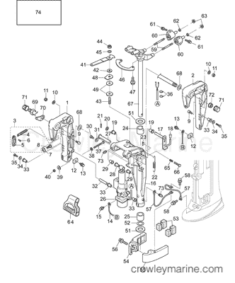 1977 Johnson Outboard Wiring Diagram on omc boat wiring diagram