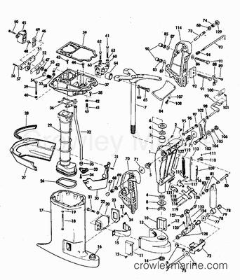 Mercruiser Engine Wiring Diagram