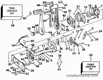 V8 Engine Water Pump Mount