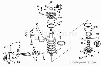1987 50 Hp Johnson Wiring Diagram