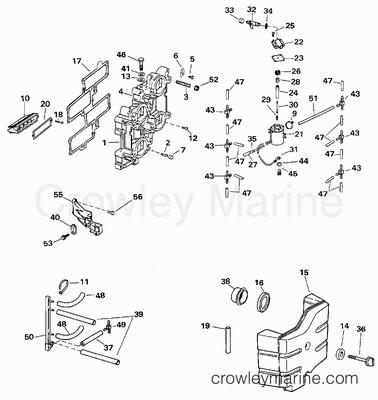 Wiring Diagram Marineengine Parts Johnson Evinrude on 1970 Evinrude 115 Hp Wiring Diagram