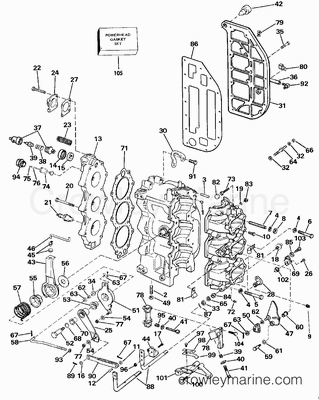 rotax piston engine diagram