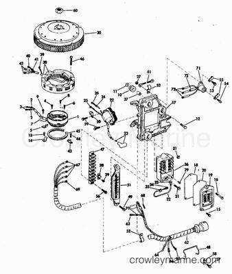 Evinrude Solenoid Wiring Diagram