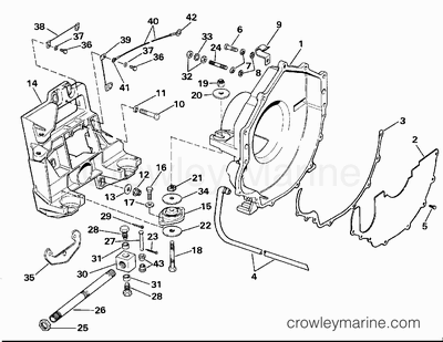 Big Block Chevy Oiling System Diagram