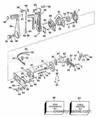 4 Cylinder Chevy Marine Engine