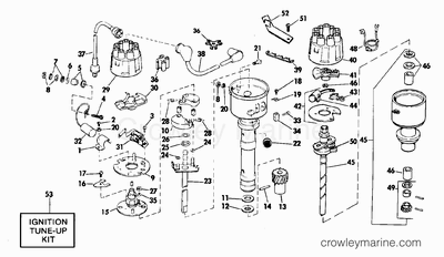 09 Chevy 5 3 Firing Order Diagram further Icar resourcecenter encyclopedia ignition also RepairGuideContent as well Sbc Hei Distributor Wiring Diagram as well 3e81u Changed Old Chevy Truck 1970 Points Hei. on chevy hei distributor wiring